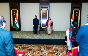 H.E. Speaker of Lok Sabha Smt. Sumitra Mahajan visits Malta (9-11 January 2019)