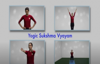 International Day of Yoga 2020 - Common Yoga Protocol