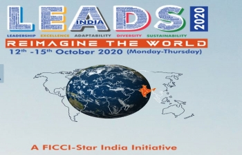 """FICCI LEADS 2020: Reimagine the World"""