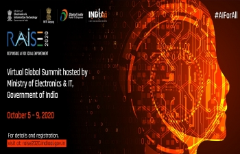Virtual Summit on Artificial Intelligence - Responsible AI for Social Empowerment (RAISE 2020)