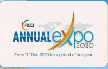 "93rd Annual Convention: ""Inspired India"" - 11, 12 & 14 Dec 2020 & launch of Annual Expo 2020 – 2021 (Website: www.ficciexpo.in.)"