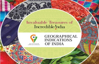 IBEF e-brochure cataloguing detailed description of Geographical Indicators (GI) Products (New)