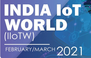 INDIA IoT WORLD EXPO - 24-25 Feb 2021
