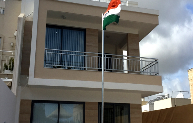 High Commission of India, Valletta, Malta